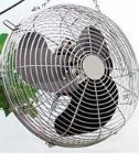 "(B3)-12"" Circulation Hanging Fan Kit_image"